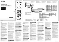 Sony CDX-GT575UI - CDX-GT575UI Guida di installazione Italiano