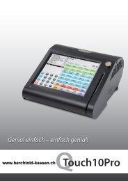 QTouch10Pro - Berchtold Kassen