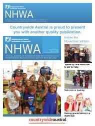 Countrywide Austral NEIGHBOURHOOD WATCH AUSTRALASIA V10 Issue 3 November 2015