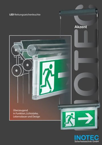 Serie Akzent - INOTEC Sicherheitstechnik GmbH