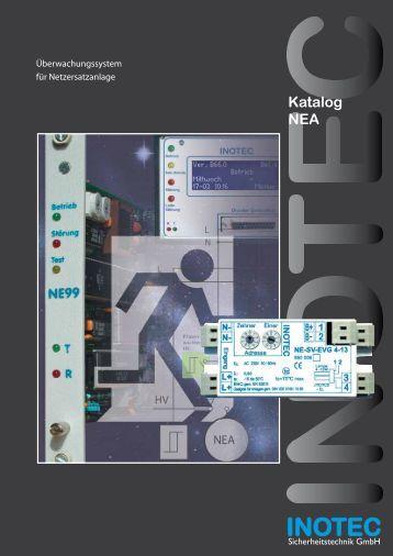 NE 99 - INOTEC Sicherheitstechnik GmbH