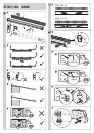 Montageanleitung - Waeco