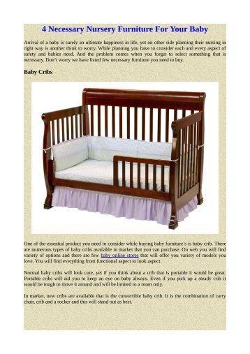Convertible Crib 4 Life Instruction Sheet Baby 39 S Dream Furniture