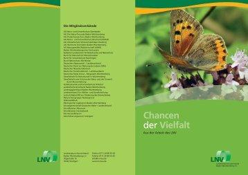 Selbstdarstellungs-Broschüre - LNV