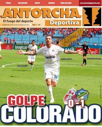 Antorcha Deportiva 187