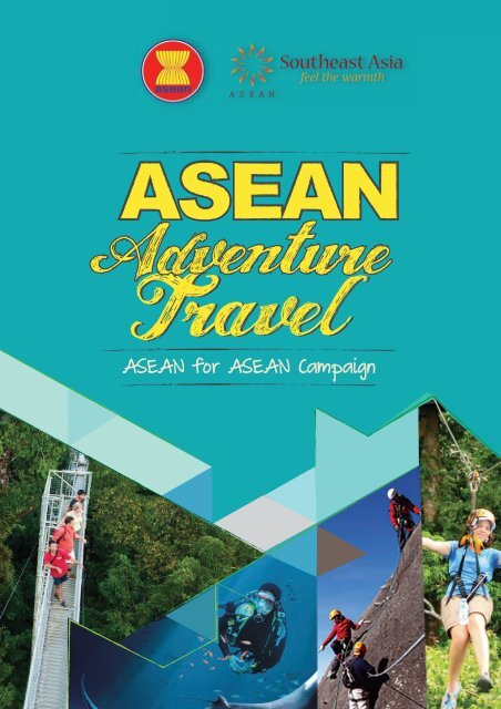 ASEAN Adventure Travel Brochure