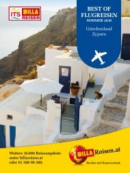 ITS BILLA REISEN - Best of Flugreichen Griechenland & Zypern Sommer 2016