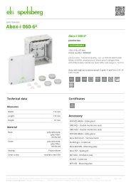 803-907 803-907 IP65 IP65 Plastic Enclosure Pack of 10 Polystyrene Junction Box 52 mm 80 mm 80 mm