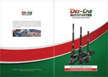 DEI-CAS Catalogo