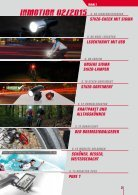 SIGMA SPORT // Inmotion // 02/2015 - Seite 3