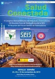 Libro ponencias y comunicaciones Salud Conectada 2015