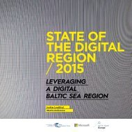 STATE OF THE DIGITAL REGION / 2015