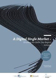 A Digital Single Market -