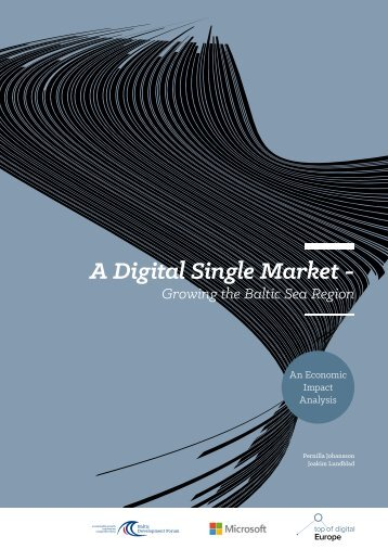 A Digital Single Market -