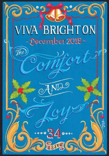 Viva Brighton Issue 34 December 2015