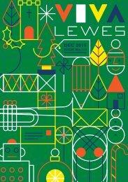 Viva Lewes Issue 111 December 2015