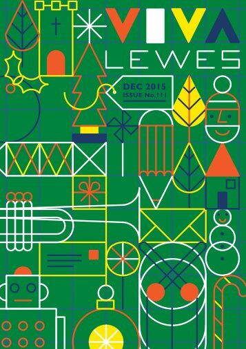 Viva Lewes Issue 111 December 2015