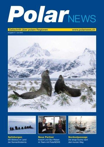PolarNEWS Magazin - 21 - CH