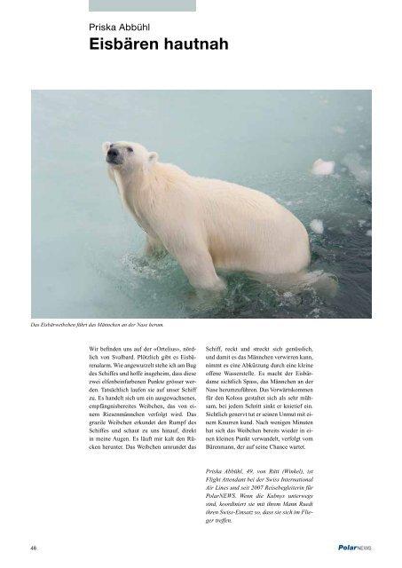PolarNEWS Magazin - 20 - CH