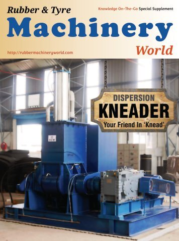Dispersion Kneader - A Friend In Knead