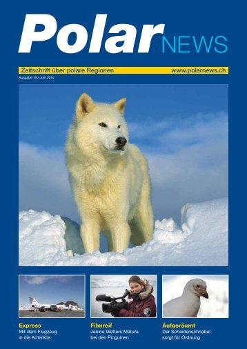 PolarNEWS Magazin -19 - CH