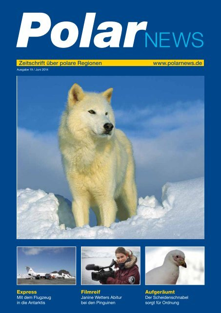 PolarNEWS Magazin - 19 - D