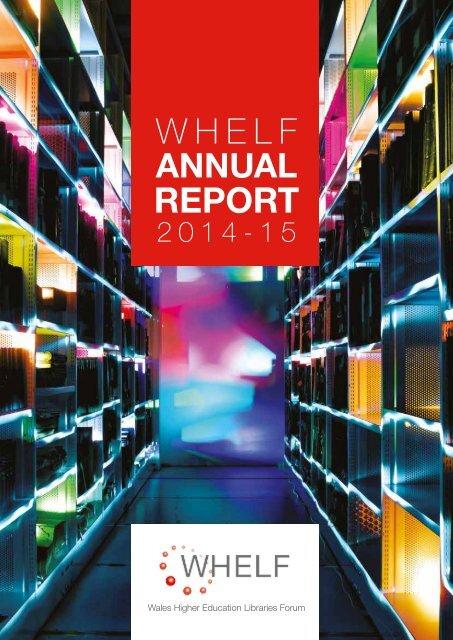 WHELF REPORT