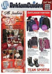 ReklamGuiden Kalix v48 -15 (23/11-29/11)