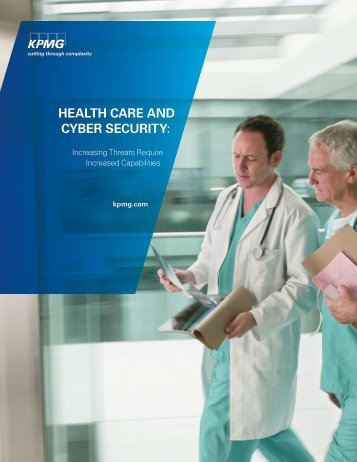 HEALTH CARE AND CYBER SECURITY