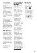 Sony DVP-FX780 - DVP-FX780 Istruzioni per l'uso Rumeno - Page 3