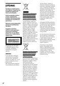 Sony DVP-FX780 - DVP-FX780 Istruzioni per l'uso Estone - Page 2