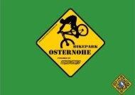 Bikepark Osternohe - Promotion 2016