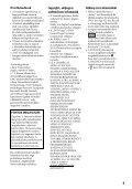 Sony DVP-FX780 - DVP-FX780 Istruzioni per l'uso Ungherese - Page 3