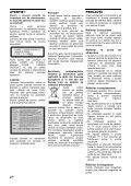 Sony RDR-GX220 - RDR-GX220 Istruzioni per l'uso Rumeno - Page 2