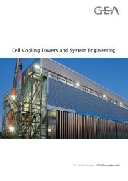 Cell Cooling Towers and System Engineering - GEA Energietechnik  ...