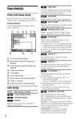 Sony DVP-SR700H - DVP-SR700H Istruzioni per l'uso Serbo - Page 4