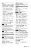 Sony DVP-SR700H - DVP-SR700H Istruzioni per l'uso Serbo - Page 5