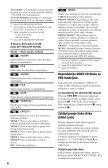 Sony DVP-SR700H - DVP-SR700H Istruzioni per l'uso Serbo - Page 6