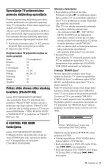 Sony DVP-SR700H - DVP-SR700H Istruzioni per l'uso Serbo - Page 7