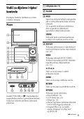 Sony DVP-FX980 - DVP-FX980 Istruzioni per l'uso Croato - Page 5