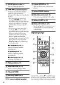 Sony DVP-FX980 - DVP-FX980 Istruzioni per l'uso Croato - Page 6