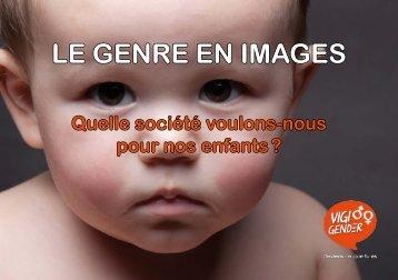 LE GENRE EN IMAGES