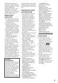 Sony DVP-FX730 - DVP-FX730 Istruzioni per l'uso Slovacco - Page 3