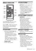 Sony DVP-FX730 - DVP-FX730 Istruzioni per l'uso Slovacco - Page 7