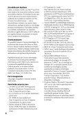 Sony BDP-S4200 - BDP-S4200 Istruzioni per l'uso Lettone - Page 6