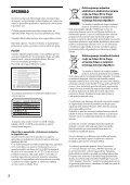 Sony BDP-S4500 - BDP-S4500 Simple Manual Sloveno - Page 2