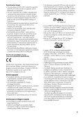 Sony BDP-S4500 - BDP-S4500 Simple Manual Sloveno - Page 3