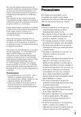 Sony BDP-S3200 - BDP-S3200 Istruzioni per l'uso Finlandese - Page 3