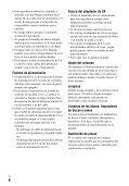Sony BDP-S3200 - BDP-S3200 Istruzioni per l'uso Finlandese - Page 4