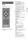 Sony BDP-S5200 - BDP-S5200 Simple Manual Russo - Page 5